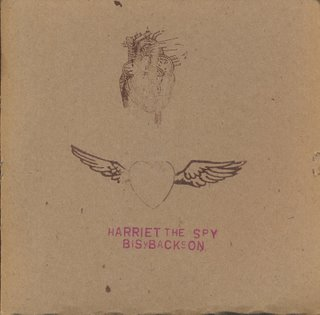 Harriet the Spy - Bisybackson - split