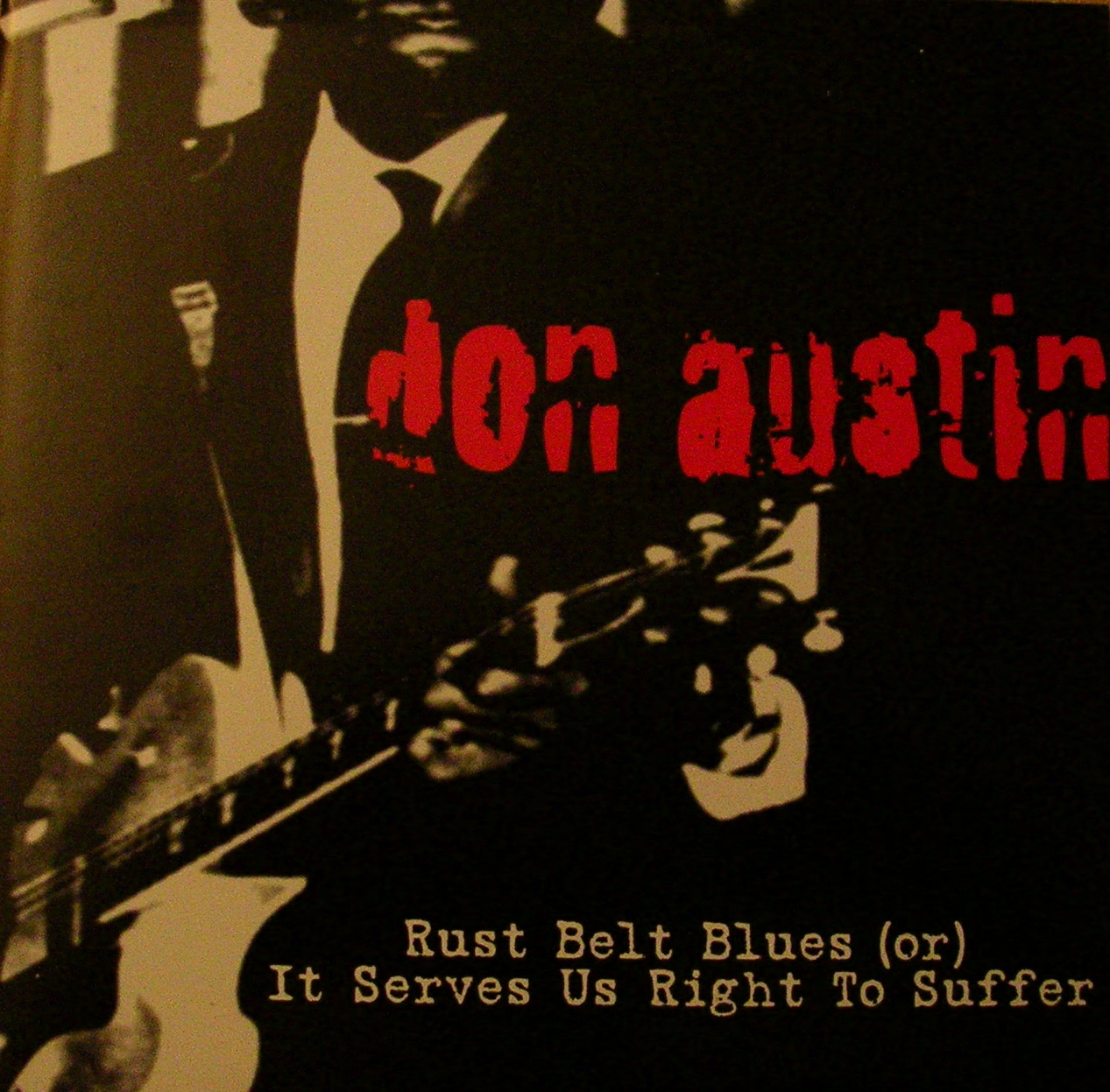 Don Austin - Rust Belt Blues