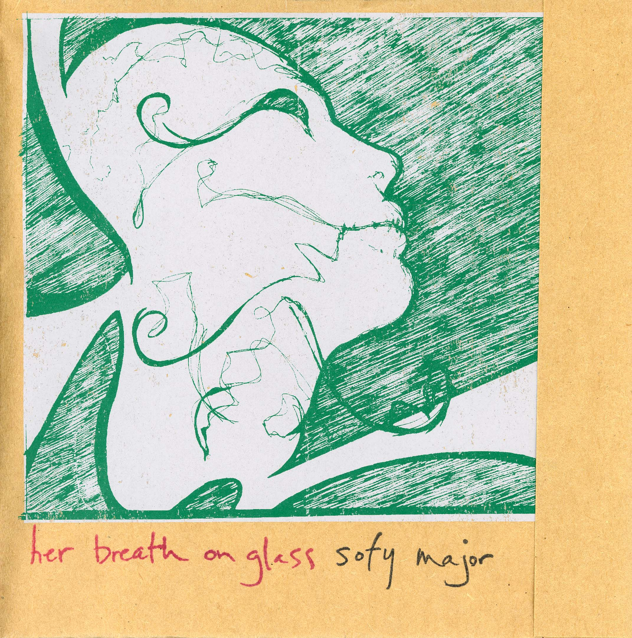 Sofy Major - Her Breath On Glass - split