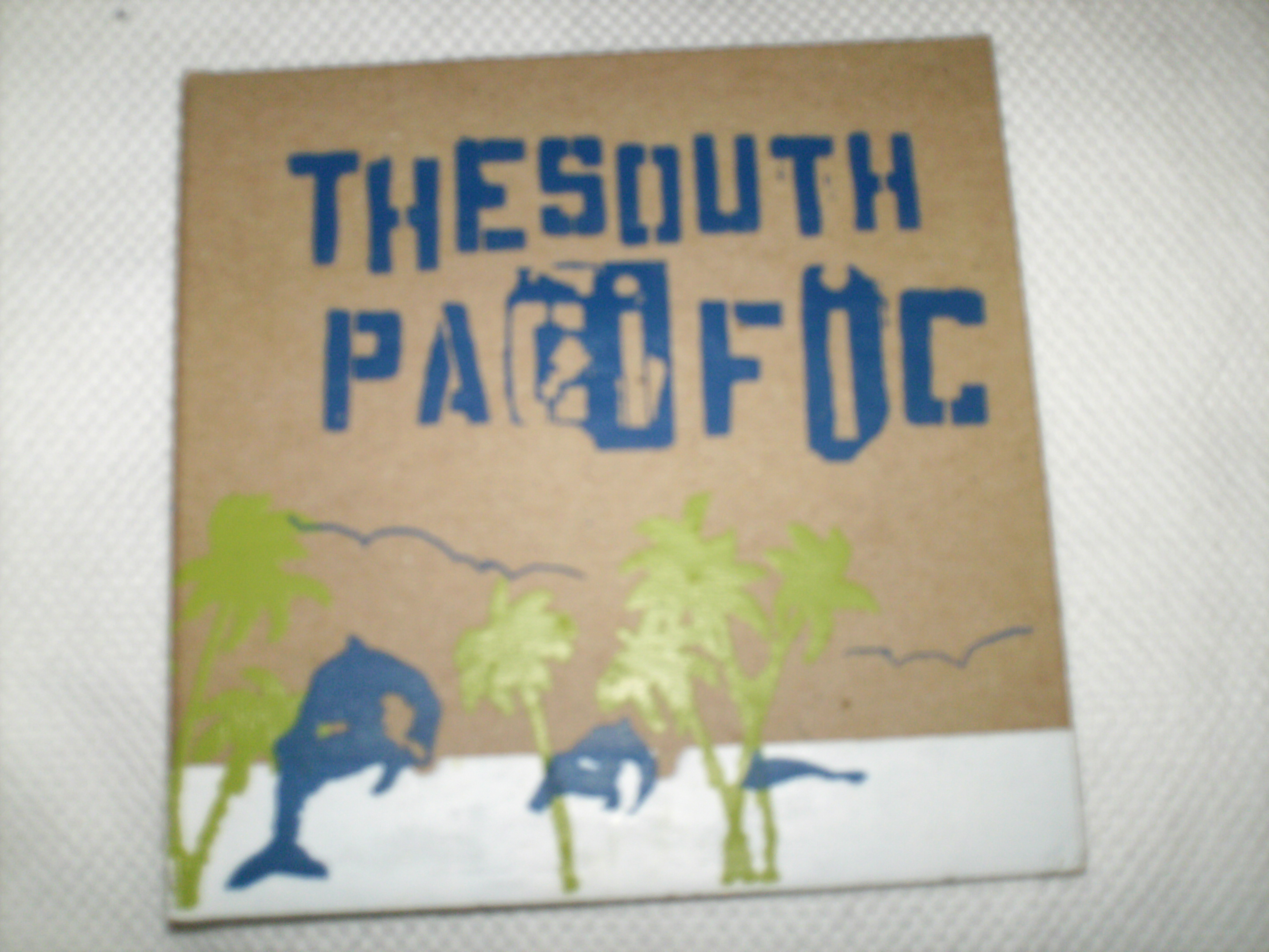 The South - Pacific
