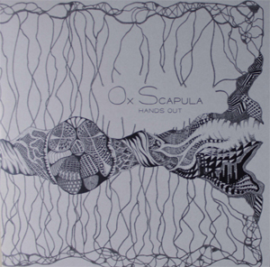 Ox Scapula - Hands Out