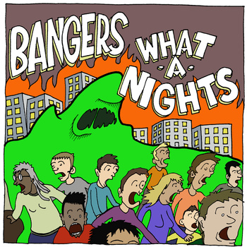 Bangers - What-A-Nights - split