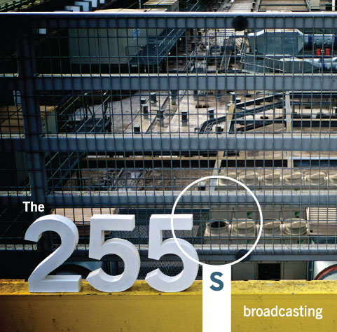 the 255's - Broadcasting