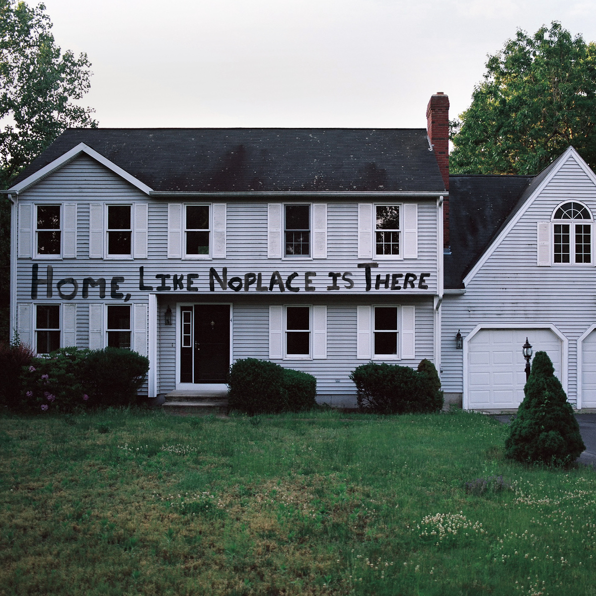 The Hotelier - Home, Like Noplace Is There