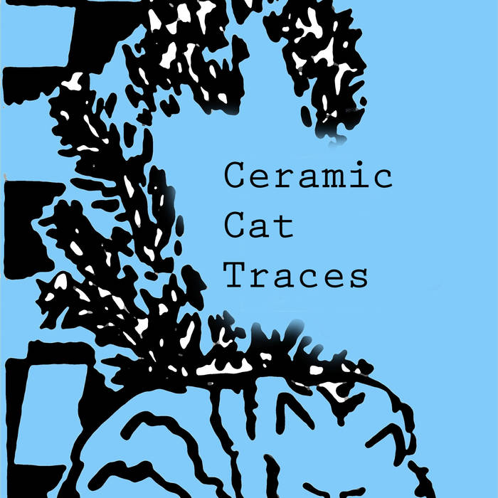 Actual Crimes - Ceramic Cat Traces