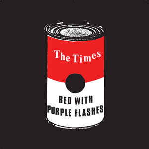The Times - Red With Purple Flashes